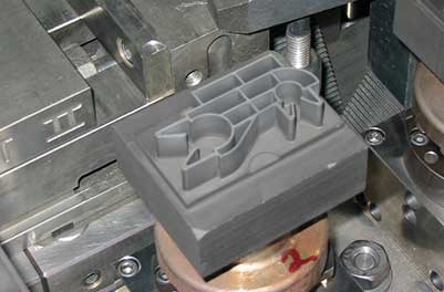 Machining Graphite