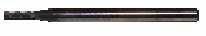 3/64 Diamond Coated Corner Radius Micro Tool